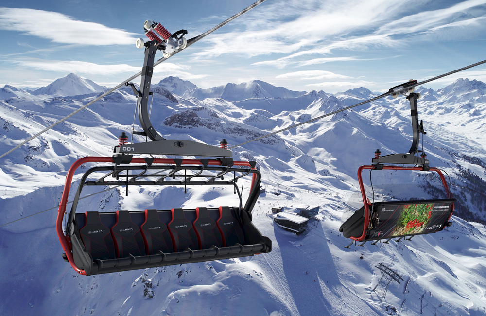 Two new chairlifts in Ischgl