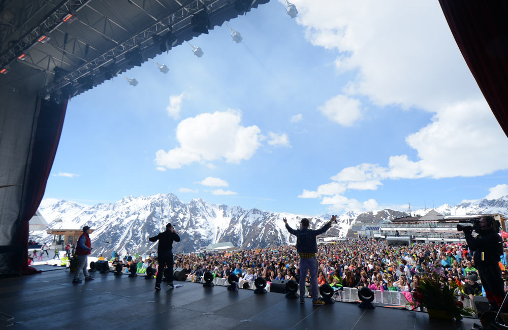 Events in Ischgl | Top of the Mountain Concert